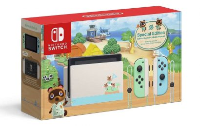 Update: Animal Crossing Switch Console Pre-Orders Are Sold Out
