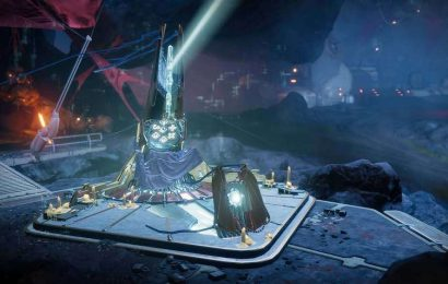 Destiny 2's Empyrean Foundation: How To Start, Inotam Boss Fight, And More