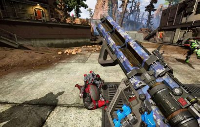 Apex Legends Season 4 Screws The Havoc, Changes Other Energy Weapons Too