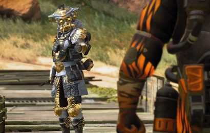 Apex Legends Season 4 Adds Big Bloodhound Buff (And Now The Character Is Terrifying)