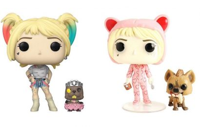 Harley Quinn: Birds Of Prey Funko Pops: Harley, Black Canary, Huntress, And More