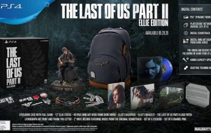 Update: The Last Of Us Part 2 Ellie Edition Is Sold Out, But The Collector's Edition Is Still Available