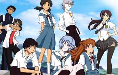 Anime Blu-Rays On Sale At Amazon: Evangelion, My Hero Academia, And More