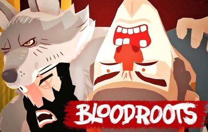 Ultraviolent PS4/Switch/PC Game Bloodroots Is Out This Month