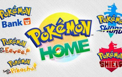 Pokemon Home Transfers: How To Move Pokemon From Bank, Sword & Shield, And Let's Go