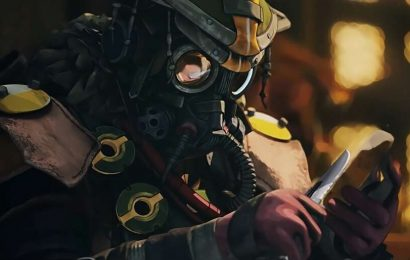 Apex Legends' Bloodhound Is More Terrifying In Season 4: Assimilation