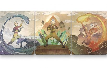 Avatar: The Last Airbender 15th Anniversary Box Set Is Available Now