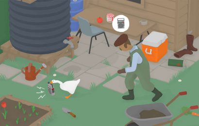 DICE Awards Winners Revealed–And The Goose Game Is On Top