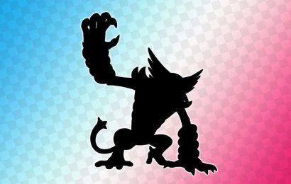 First Teaser Image Of Sword & Shield's New Mythical Pokemon Released