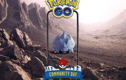 Pokemon Go February Community Day: Shiny Rhyhorn, Start Times, And More