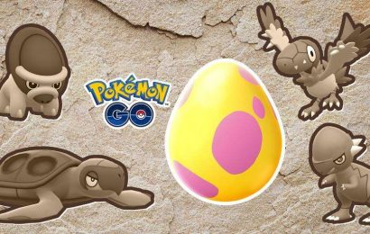 Surprise Pokemon Go Event Is All About Fossil Pokemon