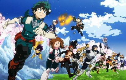 My Hero Academia Movie Sequel Releases Trailer In English