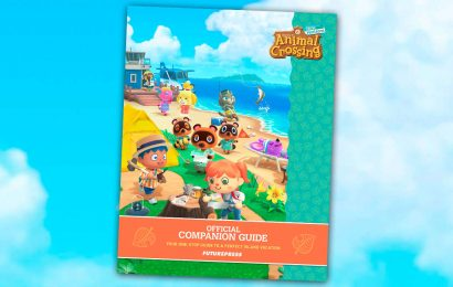 Deal: Official Animal Crossing: New Horizons Guide Is $18 At Amazon