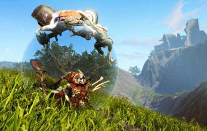 "Kung-Fu Animals RPG Biomutant In ""Final Stages Of Development"""