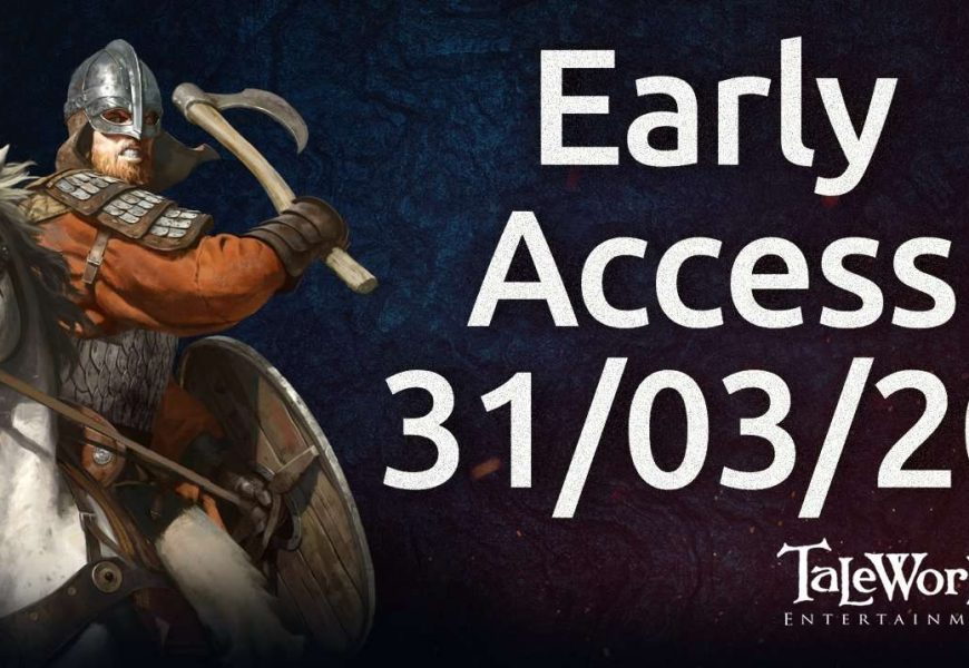 Mount & Blade 2: Bannerlord Finally Hits Early Access In March