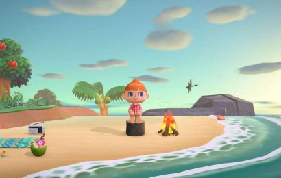 Animal Crossing: New Horizons Will Let You Edit Your Island's Terrain