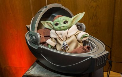 New Baby Yoda Merch Is Here: Funko Pops, Build-A-Bear, Legos, And More
