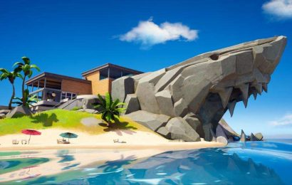 Here's How Fortnite's Map Just Changed For Season 2 Of Chapter 2