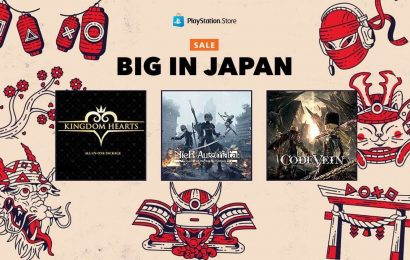 Over 500 PS4 Games Steeply Discounted In New Sale On Japanese Games