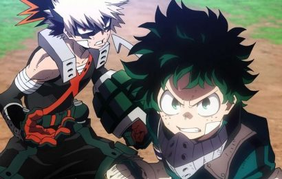 My Hero Academia: Heroes Rising Easter Eggs And References