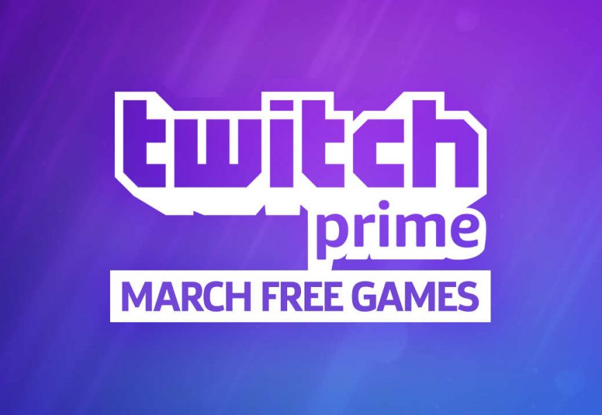 Twitch Prime 5 Free Games Revealed For March 2020