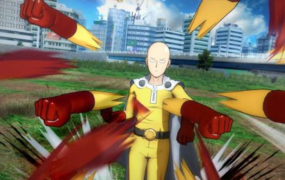The One Punch Man Game Is Getting A Season Pass–Here's The First DLC Character