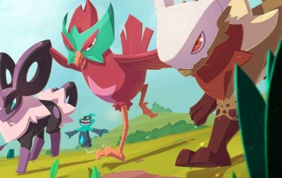 Temtem Targeting Spring 2021 Release On PS4, Xbox One, And Nintendo Switch