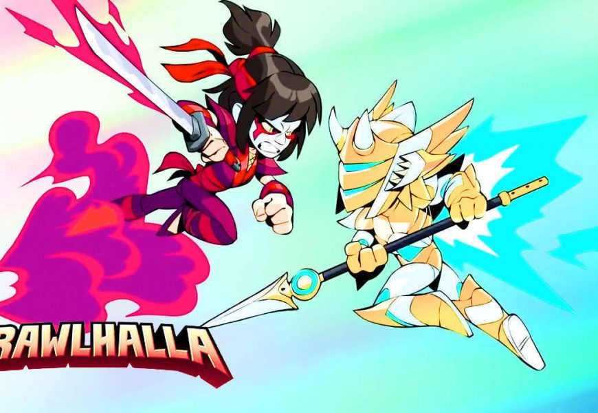 Super Smash Bros-Inspired Brawlhalla Adds New Crossover Character