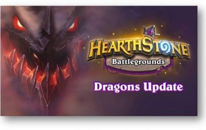 Hearthstone Battlegrounds Descent Of Dragons Is Out Now