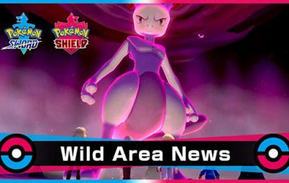 Mewtwo Max Raid Event Now Live In Pokemon Sword & Shield, And It's Incredibly Tough