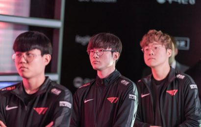 T1 obliterate KT Rolster in the latest telecom war