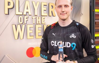 Cloud9 stay undefeated as Zven's KDA continues to grow, up to 84.0