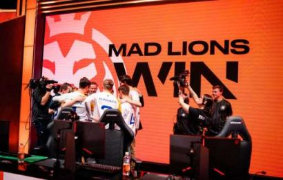 MAD Lions hunt down Fnatic, win LEC Match of the Week