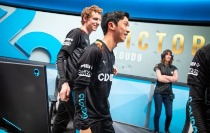 Cloud9 up to a flawless 10-0 start in the LCS, post impressive GD@15 record