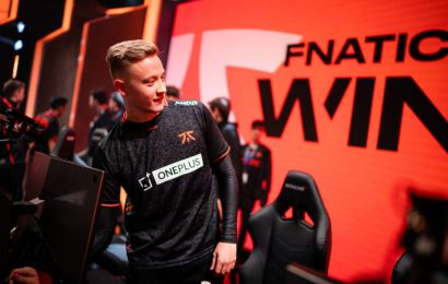 Fnatic maintain first place after a rough win over Schalke 04 during LEC week 6