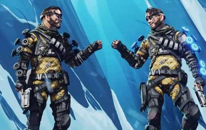 Apex Legends father & son duo secure a close victory in Season 4