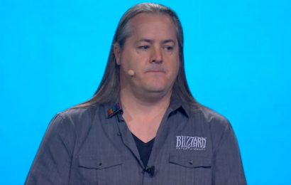 """Blizzard President """"Stands Behind"""" Botched Warcraft 3 Reforged"""
