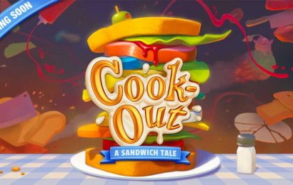 Resolution Games Announces Multiplayer VR Cooking Game 'Cook-out: A Sandwich Tale' – Road to VR