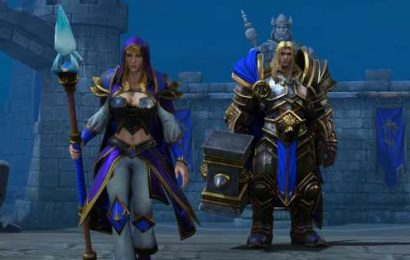 Blizzard is offering automatic refunds for Warcraft 3: Reforged