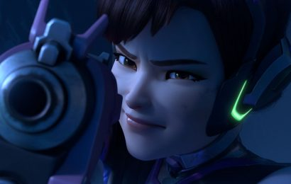 An animated adaptation of Overwatch and Diablo are in production