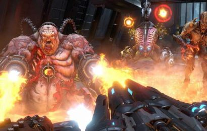 At Just Under 40 GB, Doom Eternal's Install Size Might Mean A Cut Campaign Length