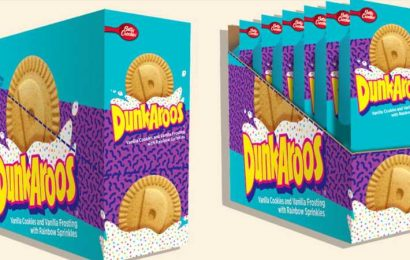 Dunkaroos Are Making A Comeback