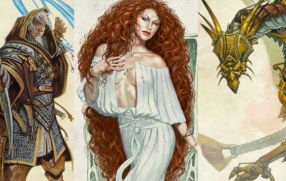 New Dungeons & Dragons Unearthed Arcana Is About The Power Of Love (And Clocks)