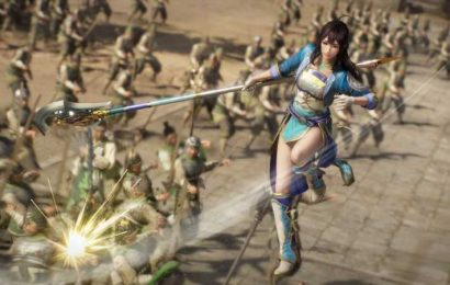 Omega Force Teases 20th Anniversary Dynasty Warriors Project