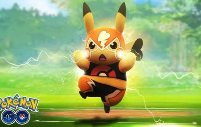 Pikachu Libre will only be available to players who participate in Pokémon Go Battle League Season 1