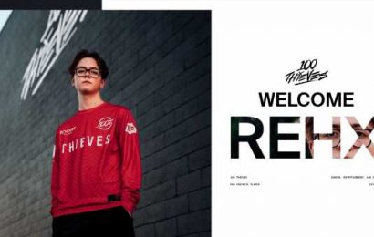 100 Thieves signs rehx for Fortnite team – Daily Esports