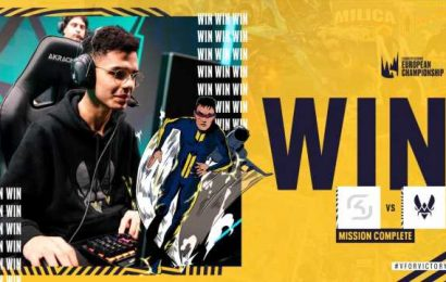 Team Vitality celebrates first LEC 2020 victory – Daily Esports
