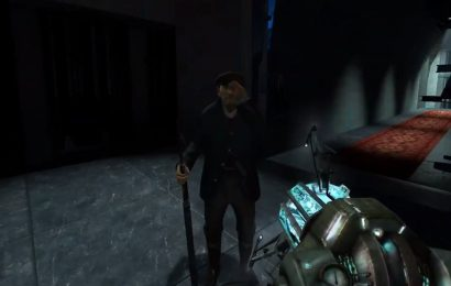 The Half-Life 2 Mystery Update Has Been Debunked