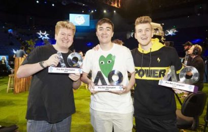 Fortnite Summer Smash Charity Pro Am results: Battling for a good cause