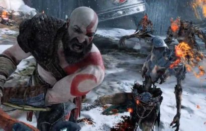 Kratos Needed A Stunt Double For God Of War